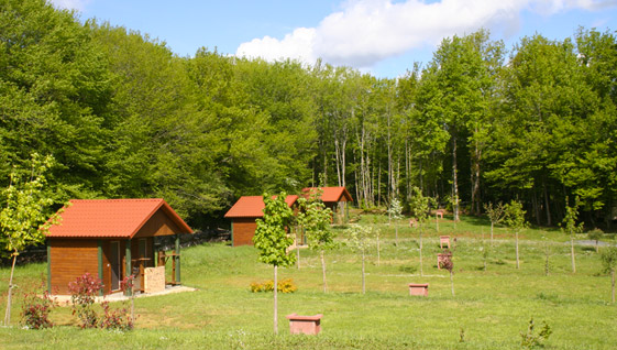Projet extension emplacements camping