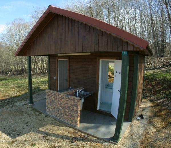 cabines wc privées